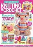 Let's Get Crafting Knitting & Crochet Magazine_