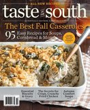 Taste of the South Magazine_