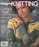 Designer Knitting Magazine_