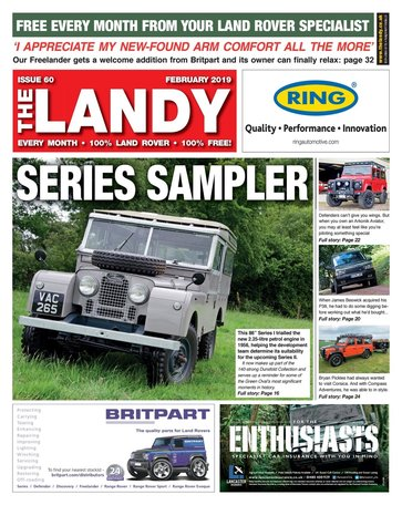 The Landy Magazine