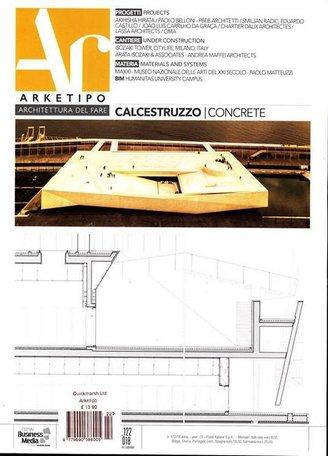 Arketipo (bilingual edition) Magazine