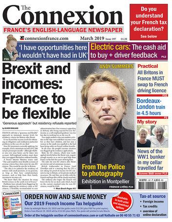 The Connexion (UK) Magazine