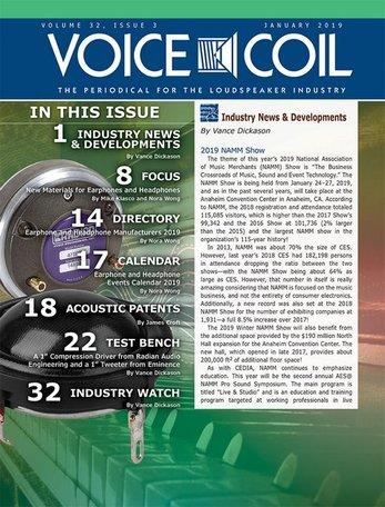 Voice Coil Magazine