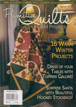 Primitive Quilts Magazine