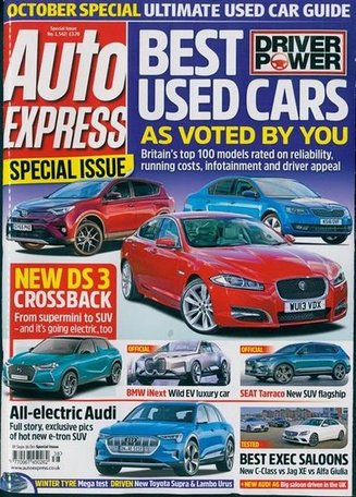 Auto Express Special Issue Magazine