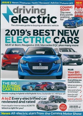 Driving Electric Magazine