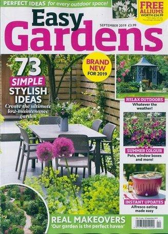 Easy Gardens Magazine