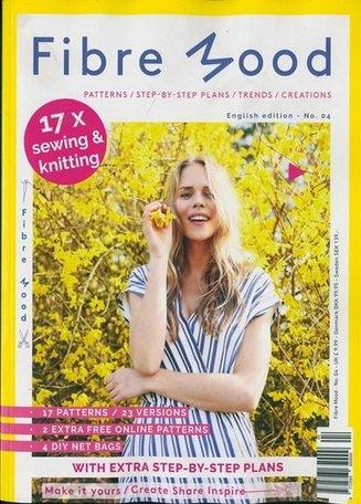 Fibre Mood (English Edition) Magazine