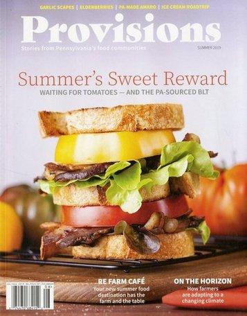 Provisions Magazine