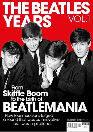 The Beatles Years Magazine