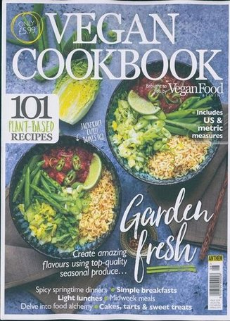 Vegan Cookbook Magazine