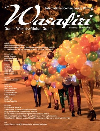 Wasafiri Magazine