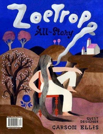 Zoetrope All Story Magazine