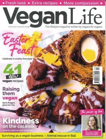 Vegan Life Magazine