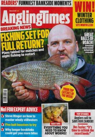 Angling Times Magazine
