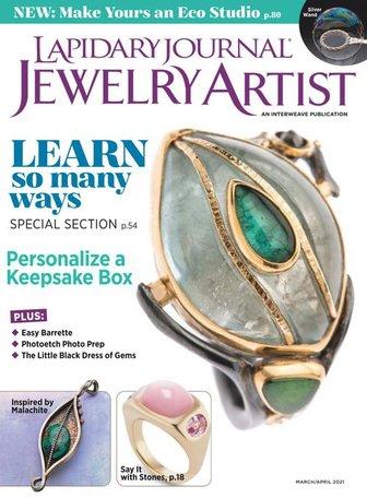 Jewelry Artist Magazine