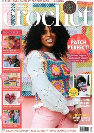 Inside Crochet Magazine