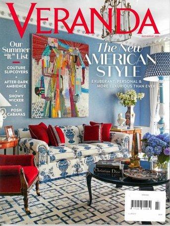 Veranda Magazine