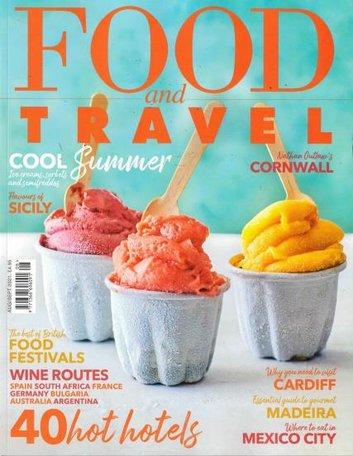 Food & Travel Magazine