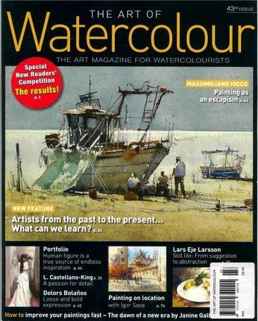 The Art of Watercolour Magazine (English Edition)