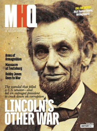 Military History Quarterly Magazine