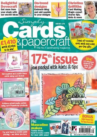 Simply Cards & Papercraft Magazine