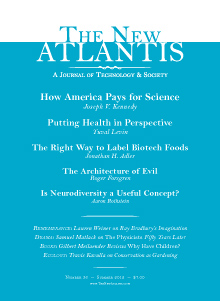 The New Atlantis Magazine