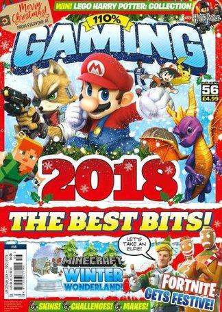 110% Gaming Magazine