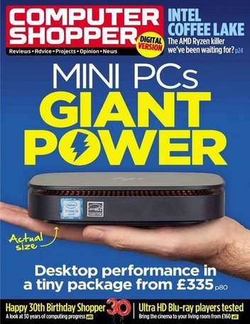 Computer Shopper Magazine