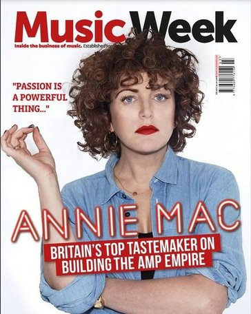 Music Week Magazine