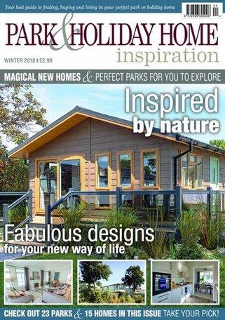Park & Holiday Home inspiration Magazine