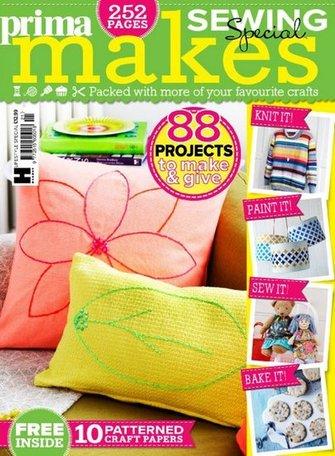 Prima Makes Magazine