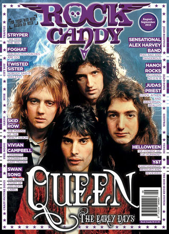 Rock Candy Magazine