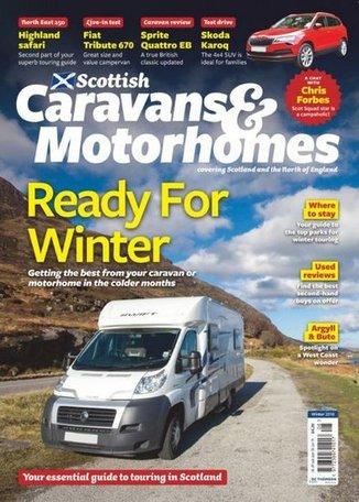 Scottish Caravans and Motorhomes Magazine