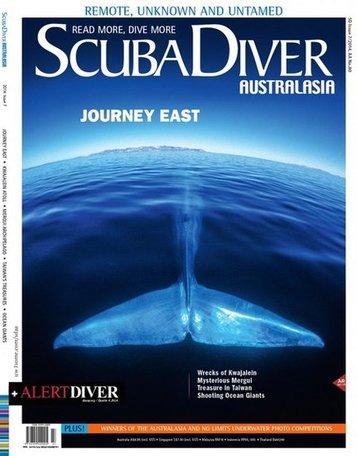 Scuba Diver Australasia and Ocean Planet Magazine Magazine