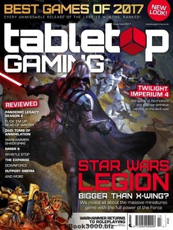 Table Top Gaming Magazine