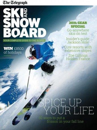 Telegraph Ski and Snowboard Magazine