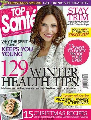 Top Sante (UK) Magazine