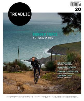 Treadlie Magazine