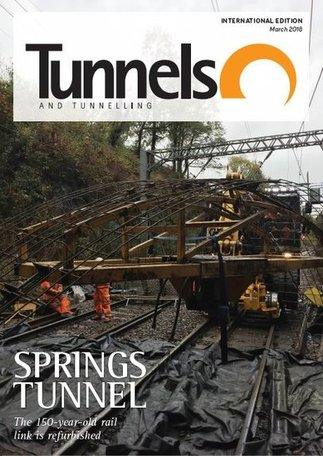 Tunnels & Tunneling International Magazine