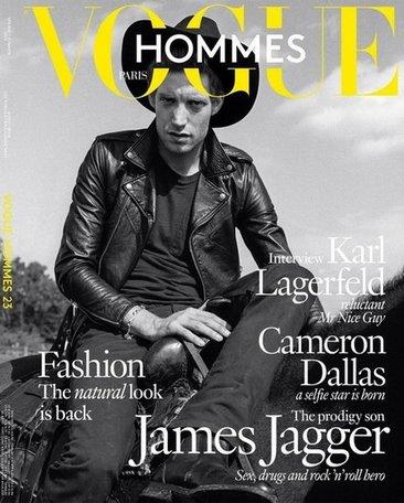 Vogue Hommes Magazine
