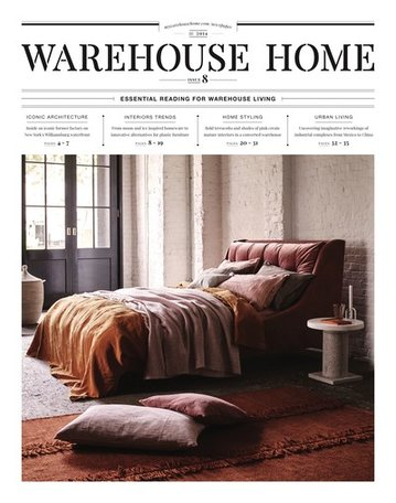 Warehouse Home Magazine