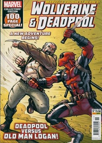 Wolverine & Deadpool (Marvel Comic)