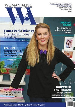 Woman Alive Magazine