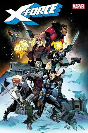X-Force (Marvel Comic)