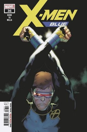 X-Men Blue (Marvel Comic)
