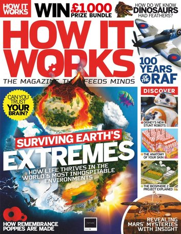 How It Works Magazine
