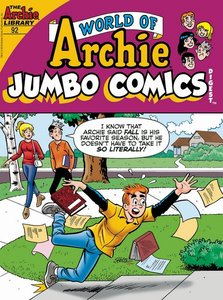 World of Archie Jumbo Comics Digest