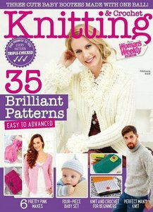 Knitting & Crochet from Woman's Weekly Magazine